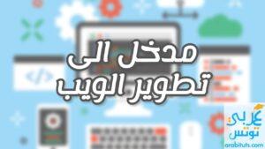مدخل الى تطوير الويب
